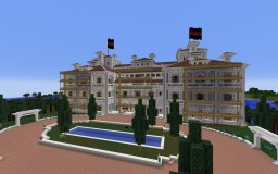 Imperial Legion - Imperial Palace Minecraft Map & Project