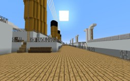 Rms Titanic Minecraft Map & Project