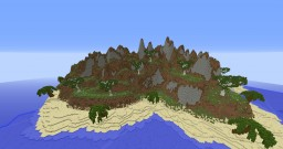 Lost Island - First competition entry Minecraft Map & Project