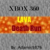 XBOX 360 Lava Death Run Minecraft Map & Project