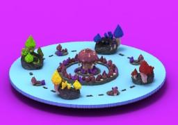 FarmFrenzy - Mycelium Minecraft