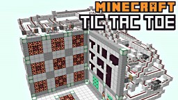TIC TAC TOE in MINECRAFT! Minecraft Blog