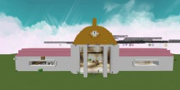 Dragon Ball Z - Hyperbolic Time Chamber Minecraft Map & Project