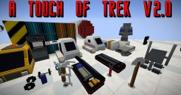 A Touch of Trek v2.0 (Tons of new models!) Minecraft