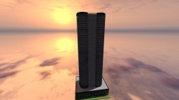 Umbrella Corp. FREEDOM TOWER Frankfurt am Main Minecraft Map & Project
