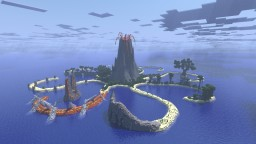 Octopus Island Minecraft Map & Project