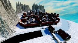 The Elder Scrolls Online - Windhelm Minecraft