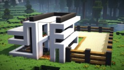 Warmth Redstone House (w/20 Redstone Creations) Minecraft Map & Project