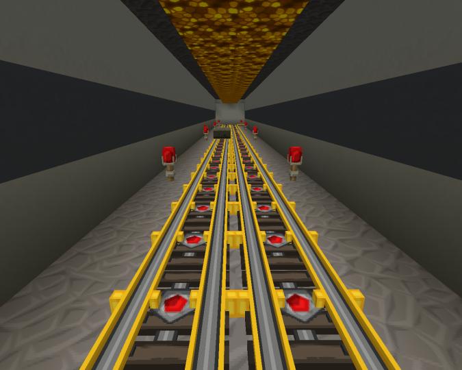Fulminatrix transport-system
