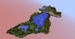 Lost Skyland Minecraft Map & Project