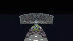 Skyblock House Minecraft Map & Project