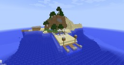 Double luxury islands! Minecraft Map & Project