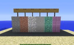 Borderless Textures Minecraft Texture Pack