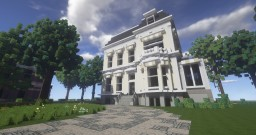 Dutch style villa Minecraft Map & Project