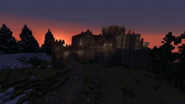Popular Server Project : Castle