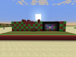 Working Redstone TV Minecraft Map & Project