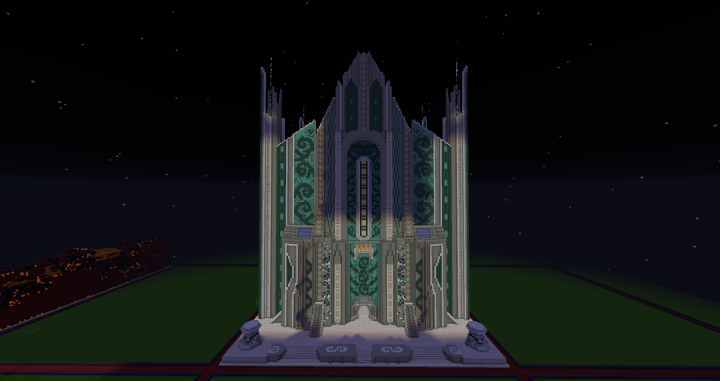 Popular Server Project : Castle Panteer Alderaan
