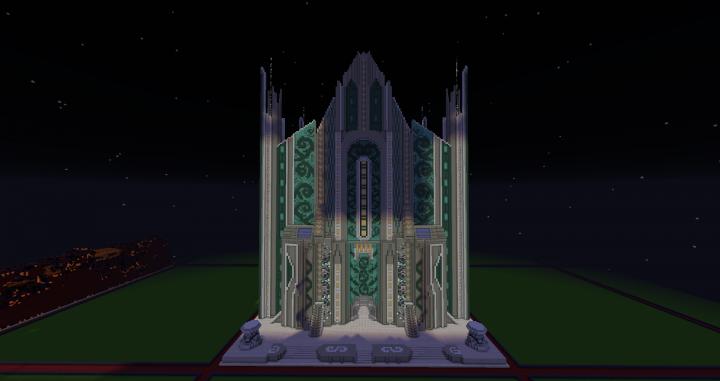 Popular Server Project : Castle Panteer Alderaan
