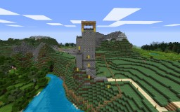 Outpost Minecraft Map & Project