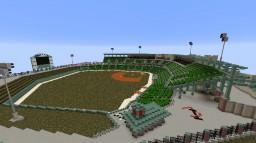 Victory Field Baseball Stadium Minecraft Map & Project
