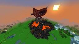 Dragons roost Minecraft Map & Project