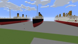 olympic class ships Minecraft Map & Project