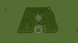 Horta Maze (Real life maze) Minecraft Map & Project