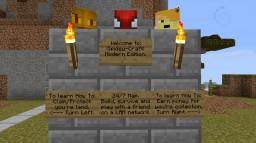 Spidey-Craft: Modern Edition Minecraft Map & Project