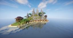 Tribal Island Minecraft Map & Project
