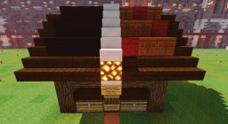 CraftersMC SMP | Small Coal Exchange Minecraft Map & Project
