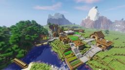 Remodeled Village Minecraft
