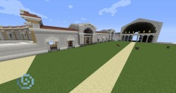 wip roman thermae 2 Minecraft Map & Project