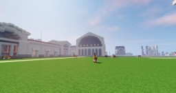 WIP Roman Thermae Minecraft Map & Project