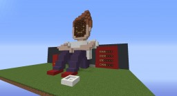 Digital Pet. Tamagotchi. V1 Minecraft Map & Project
