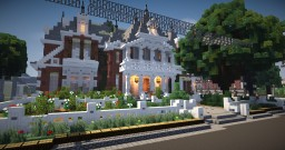 Brick Mansion 11 Minecraft Map & Project