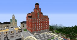 City Update 5 Minecraft Map & Project