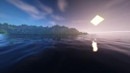 """Paradisiac Island"" By ClemsDX - WorldPainter Minecraft Map & Project"
