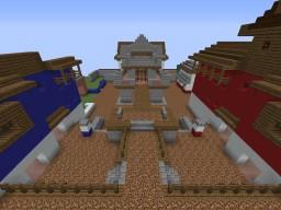 Overwatch Nepal Village Minecraft Map & Project