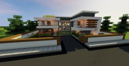 Modern House #3 by Legoman0416 Minecraft Map & Project