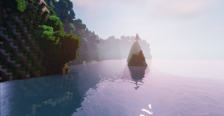 The Forest: Peninsula (Survival friendly) Minecraft Map