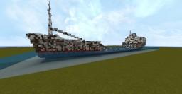 Olympia Shipwreck Minecraft