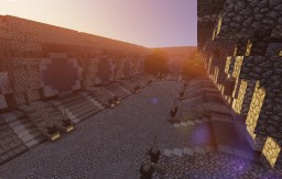 Custom Server Spawn Minecraft Map & Project