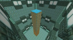 Defend The Ladder Minecraft Map & Project