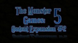 The Monster Games: 5 (Adventure Map) Minecraft Map & Project