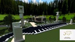 Ar Razzâq - Modern Mosque Concept Minecraft