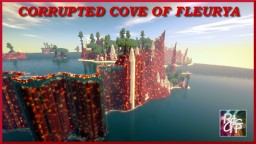 Corrupted Cove of Fleurya Minecraft Map & Project
