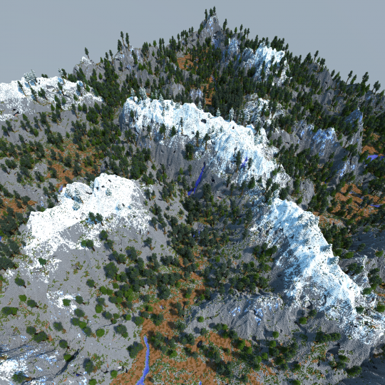 almost entire map on 1 screenshot