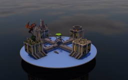 Delti From Minecraft Map & Project