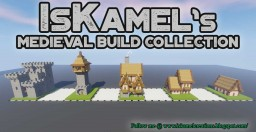 IsKamel's Build Collection Minecraft Map & Project