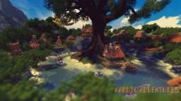 Naruto Adventures, [Takigakure] Minecraft Map & Project